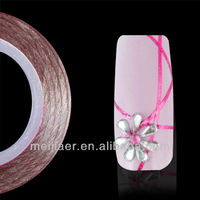 nail tape for manicure nail art decoration nail strip OEM is welcome