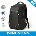 Wholesale cheap custom nylon black outdoor travel sport camping school laptop bags computer backpack manufacturers china
