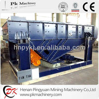 Sand Gravel Heavy-duty Vibratory Screen Separator