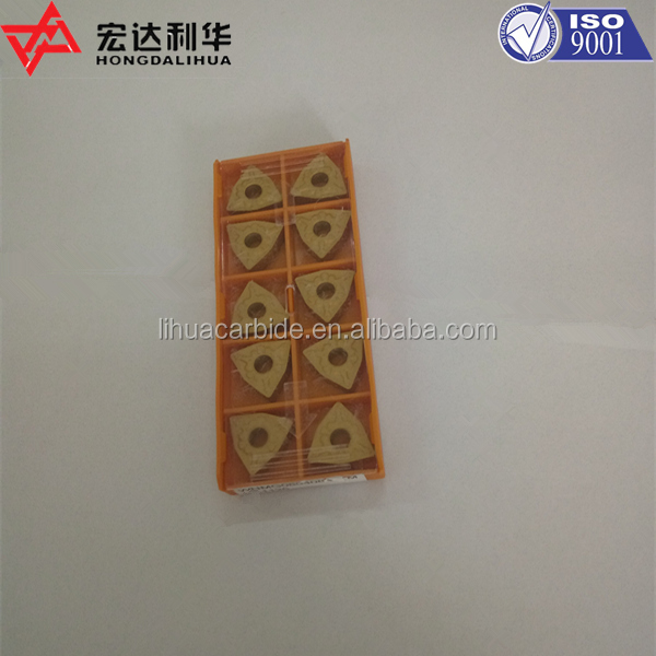 CCMT Cemented Carbide Inserts CNC Turning Tools Lathe Inserts for CNC Carbide Lathe Machines & Hard Metal Cutting Tools