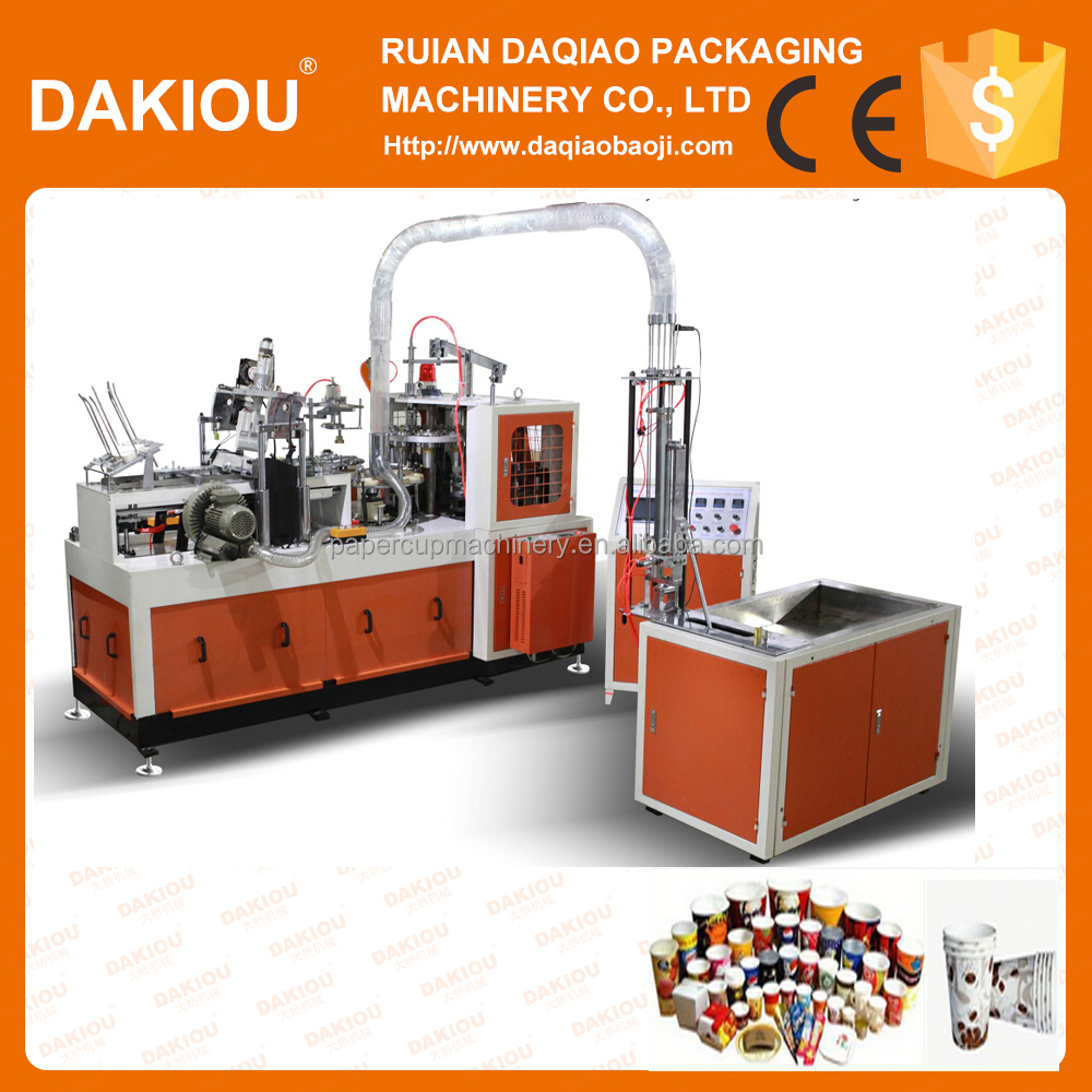 good price paper cup machine