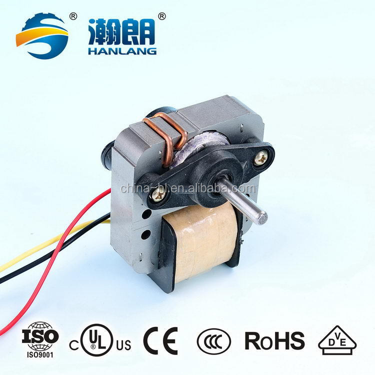 Low price best selling ac electric motor for ventilation fan