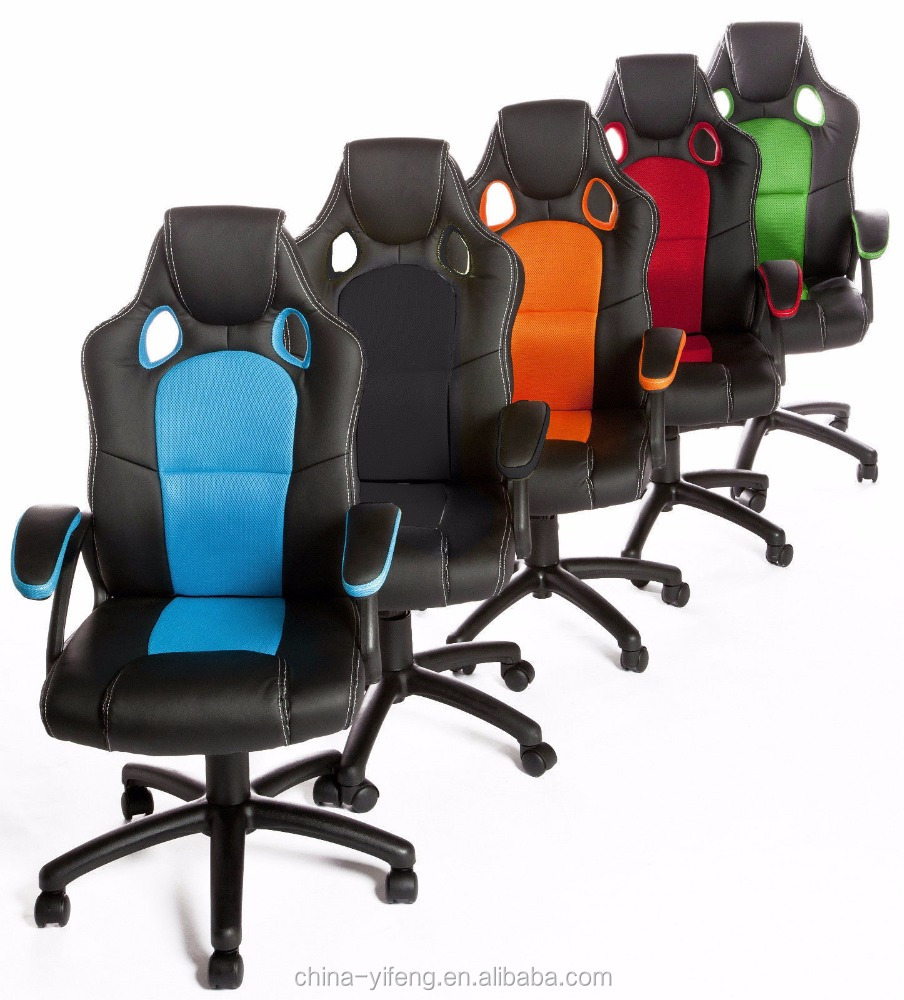Colorful racing gaming office chairs for sale