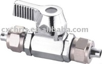 water filter brass ball valve