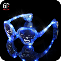 Factory Wholesale Led Light Party Rave Sunglass