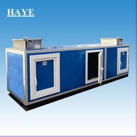 HVAC system machine for cooling and heating indoor unit OEM factory