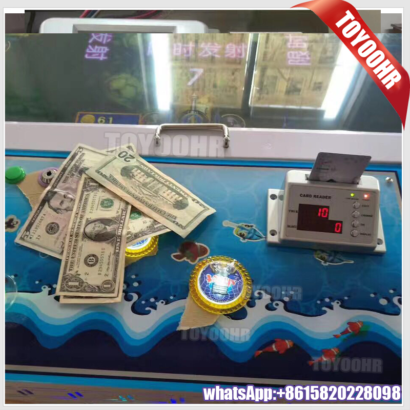 NO.1 English Version ocean king 3 fish hunter upgraded game Ocean King Fishing Game Machine Suppliers
