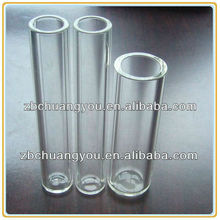 Pyrex glass test tubes,clear borosilicate glass test tubes