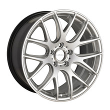 Wholesale Factory price Replica Aluminum Alloy White Car Wheel Rims for BM2763