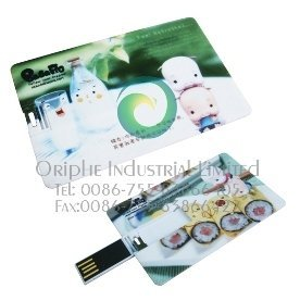 Christmas promotion gifts card usb flash disk