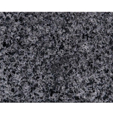 New padang dark black grenite flamed g654 slab china impala for paving slab