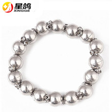 6/8/10/12mm Stainless Steel Round Ball Strong Magnet Magnetic Clasps for Beading Wire Necklace Bracelet Making Findings