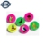 High quality synthetic rubber bouncing ball with 3D animal