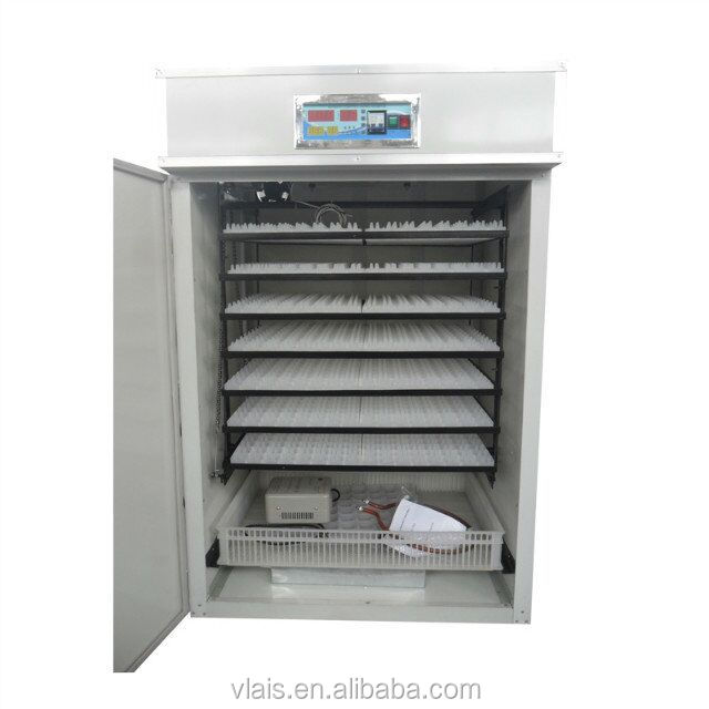 Automatic chicken egg incubator hatching machine for 352 chicken eggs