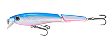 OEM ABS material bait real fish like plastic best hard lure winner minnow multi jointed fishing lure for saltwater