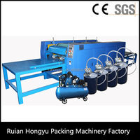 4 Colors manual screen printing machine/Nylon bag printing machine/2 color flexographic printing machine
