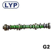 Excavator Camshaft used for Mitsubishi 6D31