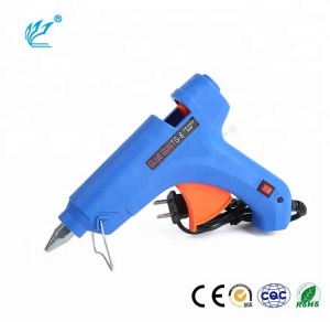 Factory price 60W hot melt glue spray gun