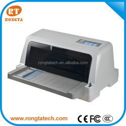 24pins usb document dot matrix printer machine with duplexing logic