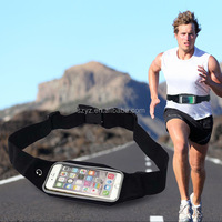 Brand New Unisex Travel Running Jogging Cycling Waist Pack Belt Bag Mobile Phone Pouch Waterproof Material+Sponge
