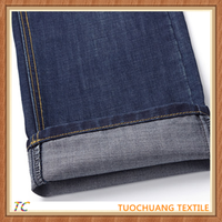 Cotton Stretch denim jeasn fabric tela