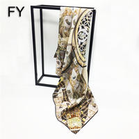 silk scarf manufacturer digital printing scarf silk scarves and shawls