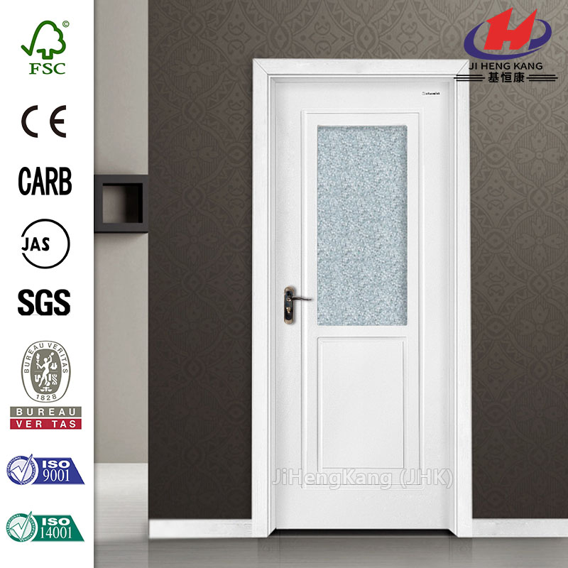 JHK-G09 Fiberglass Panel Glass Door Hardware And Lock Interior Door