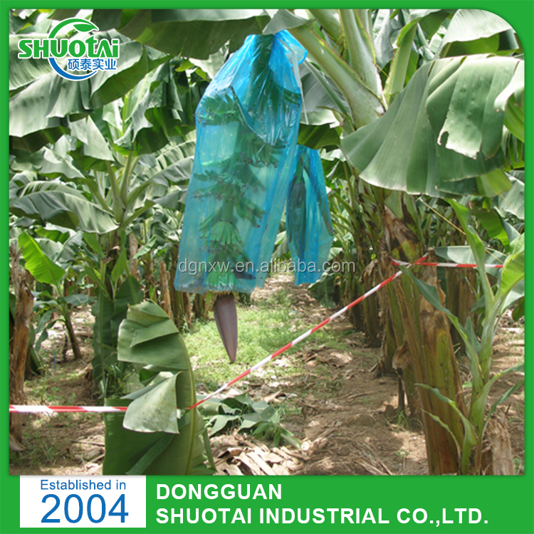 Agricultural Nonwoven Cover 100% Biodegradable Pp Plastic Bags Special For Banana Cover