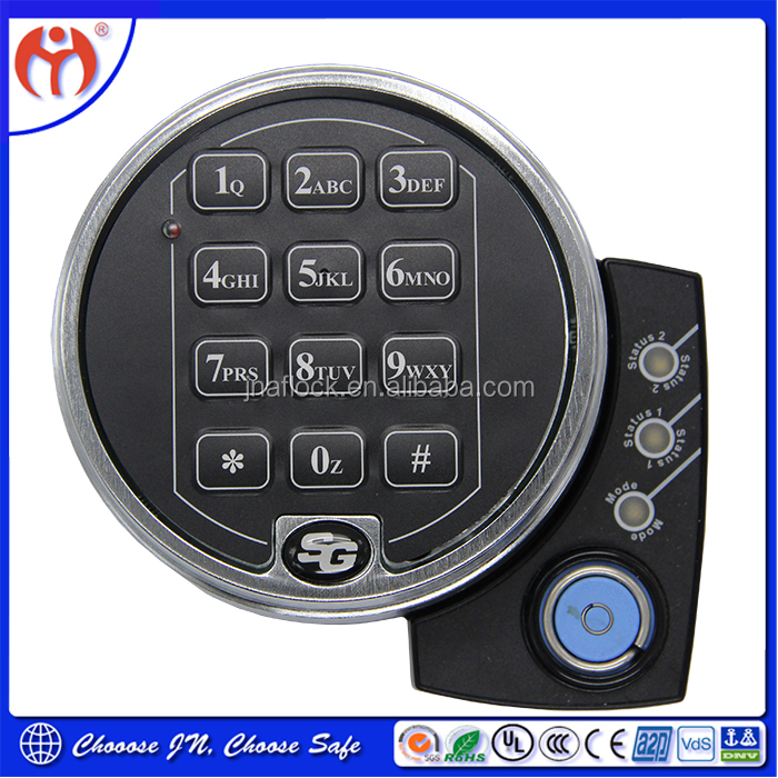 wholesale goods China supplier High-tech Sargent&Greenleaf6128 Electronic Audit Safe lock For Safe Box/ATM/Vaults Door/gun safe
