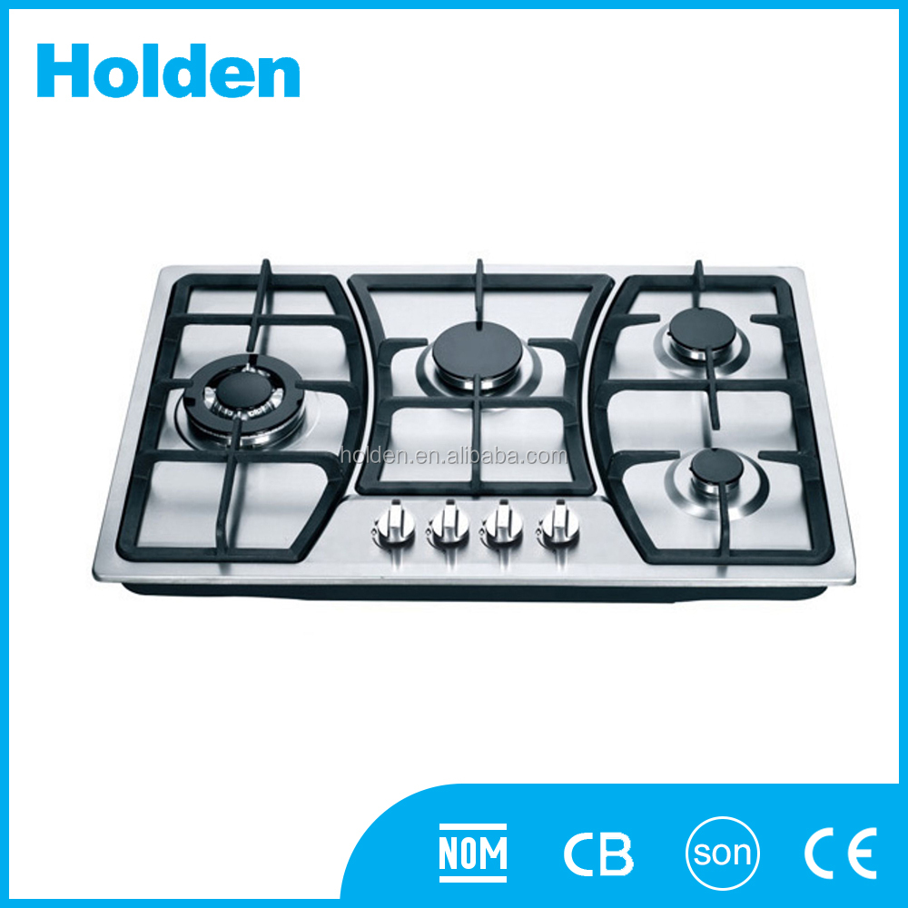 GS4S07 Chinese cooking equipment commercial kitchen gas stove