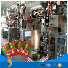 Tomato ketchup manufacturing process machine