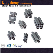 Hot sell aluminum alloy the row material and square bar for aluminum profile sliding windows
