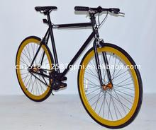 High quality long duration time colourful fixed gear bike with fast delivery