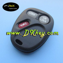 Hot sale 2+1 buttons remote key shell for GM Key blank jma key blanks