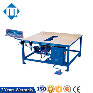 JTZHT1600 Insulating glass air flotation swiggle assembly Table