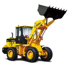 Cheap wheel loader XGMA 5 ton 3m3 shovel loader XG955H