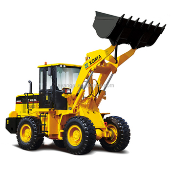 Cheap wheel loader XGMA 5 ton front end loader XG955H with 3m3 bucket