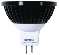 KUMHO HIGH CRI 97 LED MR16 lamp 5.5W