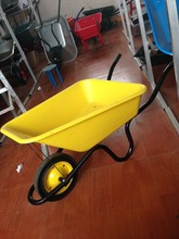 Factory price promotion wheelbarrow trolley Wb3800 for construction