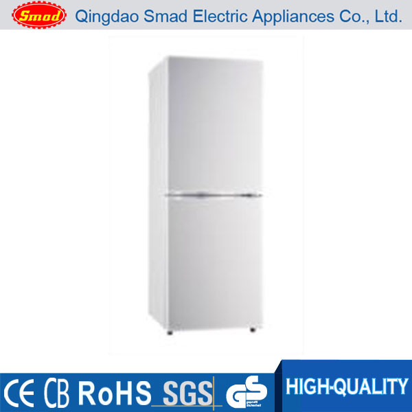 High quality compressor cooling combi freezer refrigerator