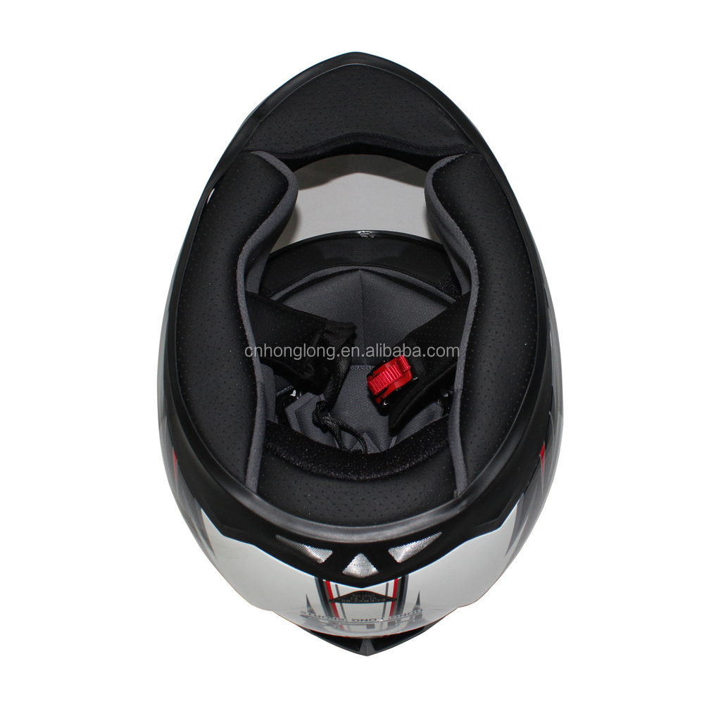 Unique full face helmet DP-808 with high quality