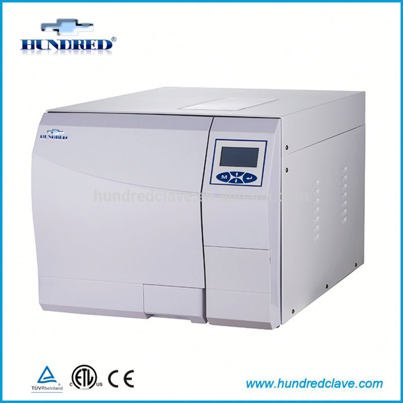 Digital Automatic Portable Steam Sterilizer YX-280DG 24L Autoclave - industrial water distillers