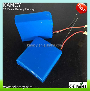 Best Selling !!! li-polymer battery 2200mah 103465P