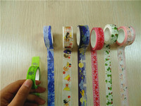 new pattern easy tear no resisdue cute cartoon kuala lumpur washi masking tape