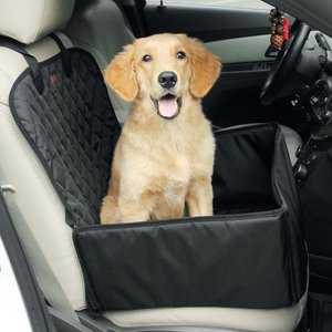 LUCKYSAC Wholesale Easy wash clean store waterproof Pet Dog Mat Seat Cover in Car for camping
