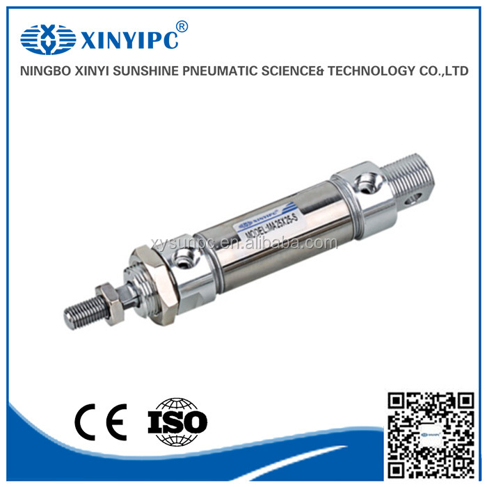 Hot sell air cylinder with valve