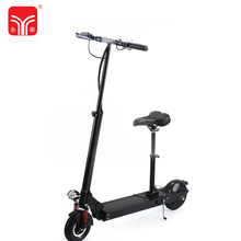Adult Foldable Electric Scooters With Adjustable Seat, 10.4Ah Two Wheel Electric Balance Scooter