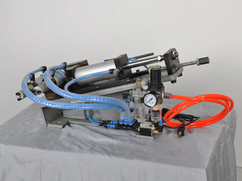 JW-310 Pneumatic wire stripping machine