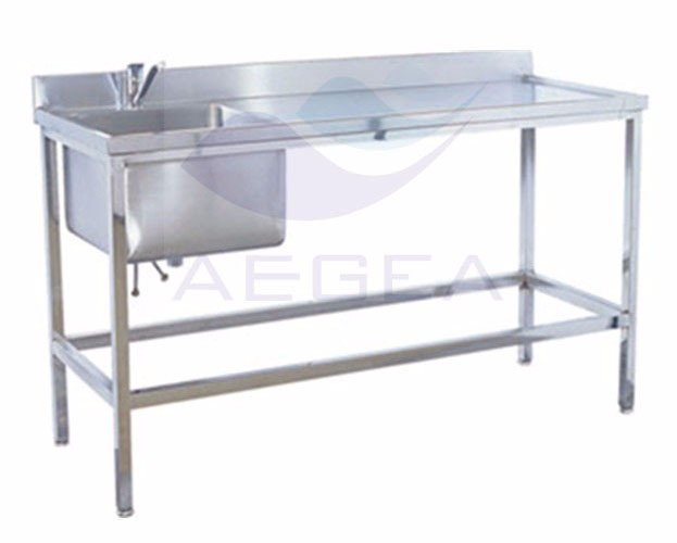 AG-WAS005 suitable hospital medical patient stainless steel water sinks for cleaning