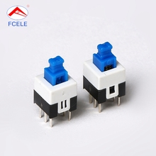 Installation diameter 7.0mm heat resistance 200-300 protection grade ik09 push switch